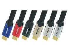 China HDMI 2.0 HDMI Ultra-flat Cable with Metal shell on sale