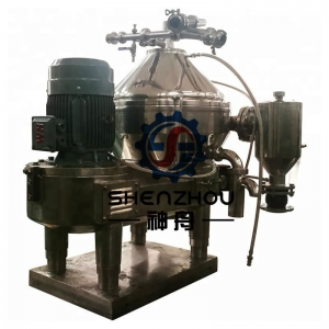 China Biotech And Pharmaceutical Disc Stack Centrifuge Separator on sale