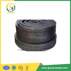 China Gland Packing Non-asbestos Graphite Packing on sale