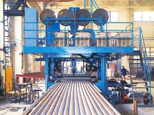 China Boiler Membrane Panel Welding System on sale