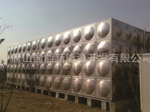 China water tank Combined stainless steel welding water tank on sale