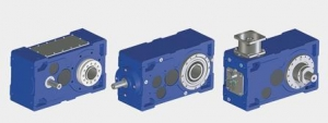 China Shaft-mounted Gear Units and Helical Bevel Gear Units on sale