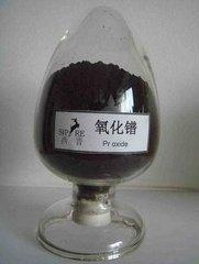 China Nano Materials Pr6O11 Powder, ≥99.95%, on sale