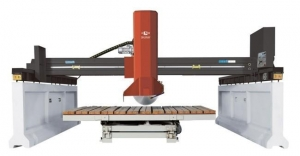 China Infrared Automatic Bridge Stone Machine For Cutting Marble And Granite on sale