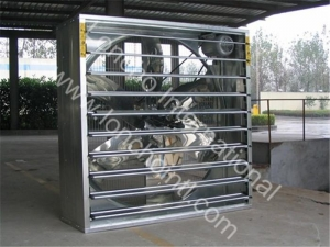 China PoultryEquipment Automatic ventilation fan system on sale