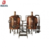 China Industrial Beer Brewing Equipment 300L Pub Using Electric Brewery on sale