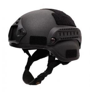 China Ballistic Helmet NIJ IIIA Military MICH 2000 Kevlar Ballistic Helmet on sale