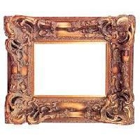 China Wooden Picture Frame on sale
