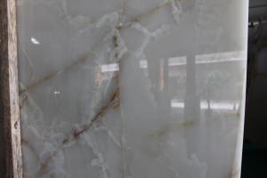 China White Onyx on sale