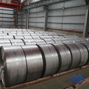 China 201 Grade Pickled Hot Rolled Stainless Steel Coil on sale