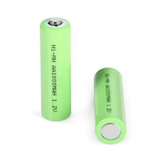 China AA Rechargeable Battery 800mAh 1.2v Ni-MH Battery With Solder Tab on sale