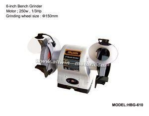 China 150mm Bench Grinder with Brush on sale