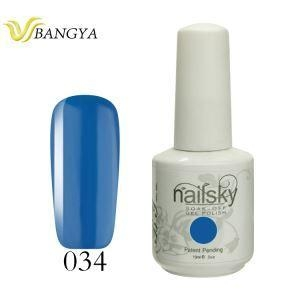 China Products Most Popular Colors Gel Nail Polish on sale