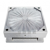 Thin wall molds Fork and Spoon Mould 6