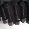 China pipe fitting M14x65 stud Bolts &nut heavy hex ASTMA194 2H&ASTMA193 on sale