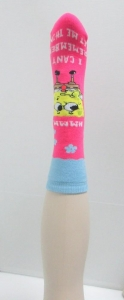 China Baby & Children Sock cute character slipper socks with grippers on sale