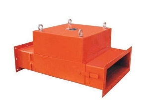 China RCYA Pipe Permanent Magnetic Separator on sale