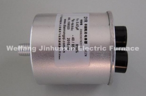 China Induction Furnace Spare Parts—Oil Emmersed Capacitor on sale