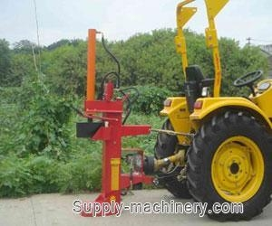 China PTO Powered Log Splitter, Tractor Log Splitter With Hydraulic on sale