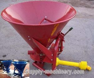 China Fertilizer Spreader, Tractor PTO and 3 Point Hitch Fertilizer Spreader on sale