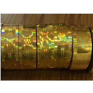 China HOLOGRAPHIC HOT STAMPING FOILS on sale
