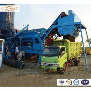 China Stabilized soil mixing plant YWBS-300 mobile sub-base mixing plant on sale
