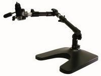China ACCESSORIES MS52BA2 SX STAND TABLE TOP FLEX ARM W/BASE DIGITAL CAMERA MICROSCOPE on sale