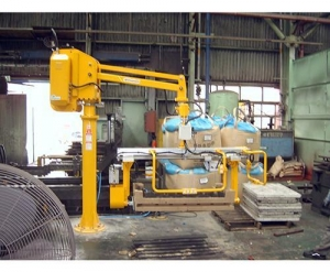 China Sand rotary clamp gripper on sale