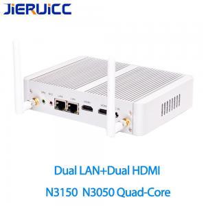 China Intel Celeron J3150 Dual-Nic+Dual HDMI Mini PC on sale