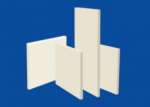 China Ceramic Fiber Board Insulation and light refractory materials on sale