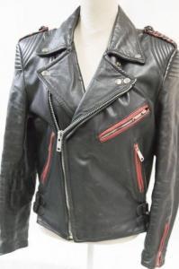 China Vintage - Ladies Leather Motorcycle Jacket on sale