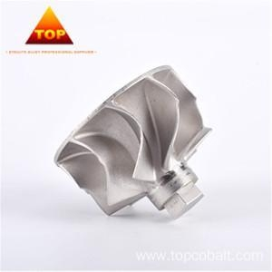 China Drawing customized CoCrW AMS 5387 turbo impeller on sale