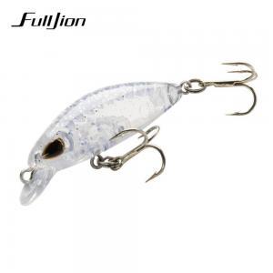 China Fulljion Mini Minnow Fishing Lures on sale