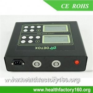 China Popular CE approved negative ion detox foot spa on sale