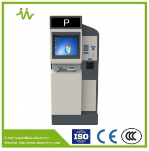 China Smart Multi-space Auto Pay Stations for City Road Parking Lot Management System on sale
