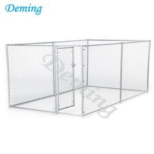 China Portable Temporary Outdoor Dog Runs Cages on sale