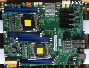 China X10DRD-INTP E-ATX Server Motherboard C612 Chipset LGA2011 DDR4 on sale
