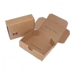 China Corrugated Mailers Mailing Boxes Customized Design on sale