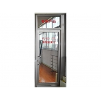 China Insulating Glass Floor Spring Door on sale