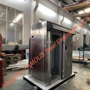 China Freezer Cold Room Refrigeration Unit And Thermal Insulated PU Panel walk in cooler on sale