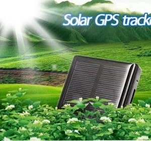 China GPS Tracker Solar-powered GPS Tracker Self-Charging Solar GPS tracking on sale