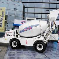 China Auto Feeding Concrete Mixer Truck, 4.0 Cube Meter on sale