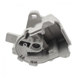 China Chrome plating A356 aluminum die casting auto parts on sale