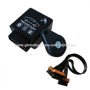 China OBD Scanner Software, with GPS, Sending Fault Code via Bluetooth/GPRS, Power Cut Alert on sale