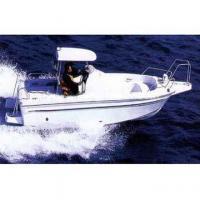 Fiberglass patrol boat, 760 for water police