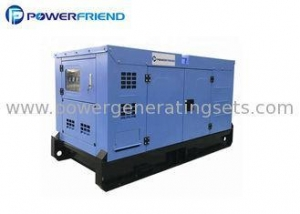 Quality Super Silent 30 Kw Genset Diesel Generator Set Powered By FAWED Engine for sale