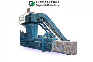 China Waste paper baler on sale