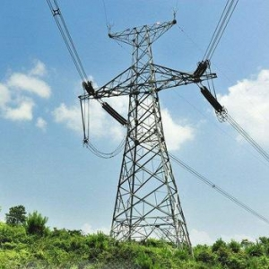 China 110KV Angular Steel Transmission Tower on sale