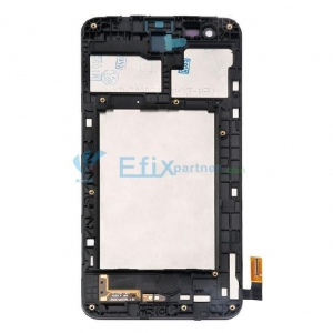 China Replacement For LG Optimus Slider VM701 Touch Screen Digitizer Black Grade O+ on sale