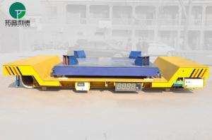 China molten steel Slag and scrap handling Ladle transfer car manufacturer on sale
